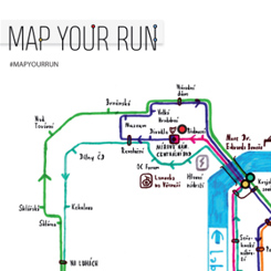 MAP YOUR RUN
